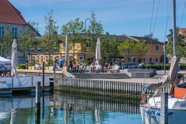 Hotel Gammel Havn Fredericia | Hoteller Fredericia