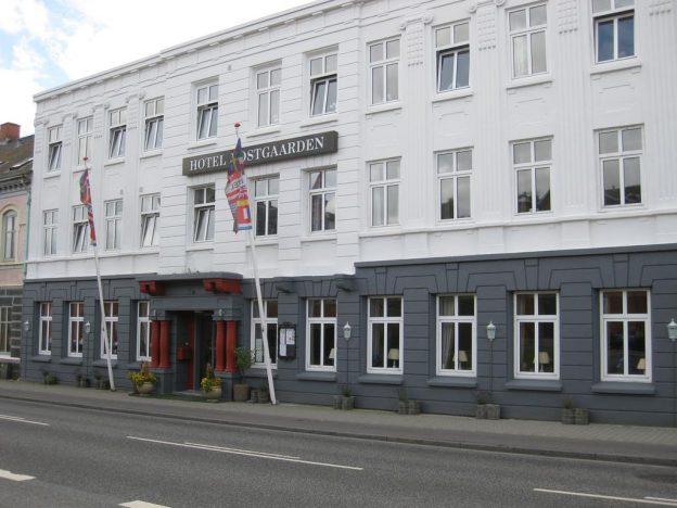 Hotel Postgården Fredericia | Hoteller Fredericia